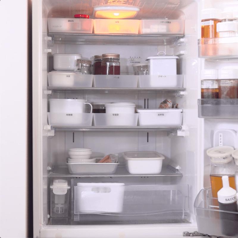プロが教える冷蔵庫収納。時短&ストレスフリーで家事のしやすいキッチンに