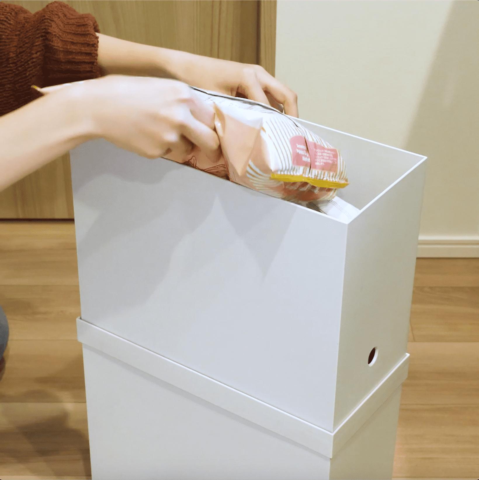 スッキリアイテムを使用してキッチン周りを使いやすく!収納テク3選